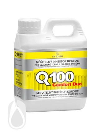 q100 comfort duo inhibítor korózie pre systémy kúrenia