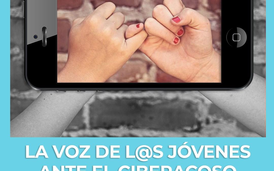 La voz de l@s jóvenes ante el ciberacoso. Vídeos de las Jornadas online 2020