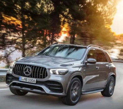 New Mercedes Gle 2020 Changes 2