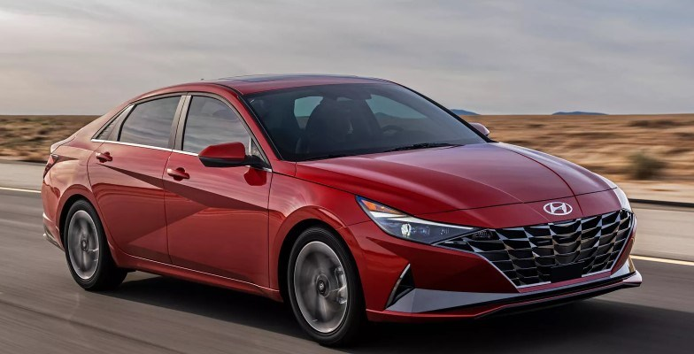 New 2021 Hyundai Elantra Redesign