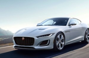 New 2021 Jaguar F Type Changes