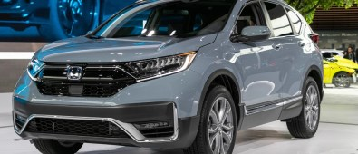 New Honda CR-V Hybrid 2021 Changes