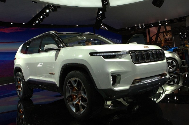 2021 Jeep Grand Wagoneer Redesign Concept