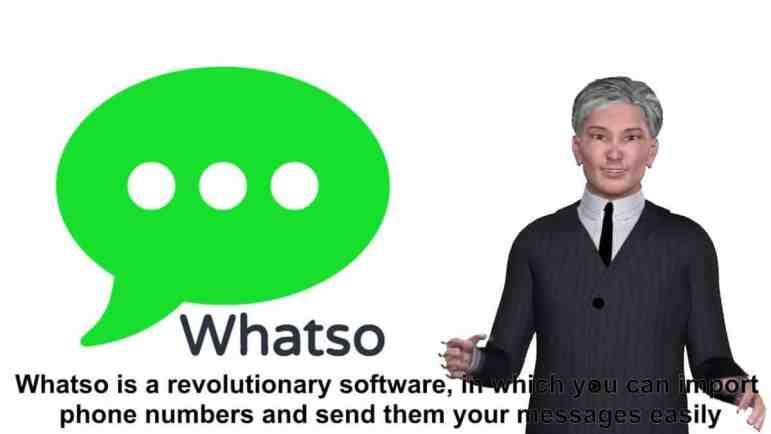 برنامج Whatso