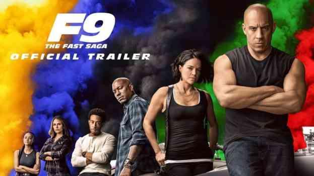 فيلم Fast & Furious 9