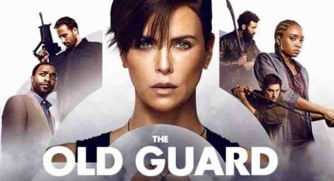 فيلم الإثارة والقتال: المحاربين القدامى The Old Guard