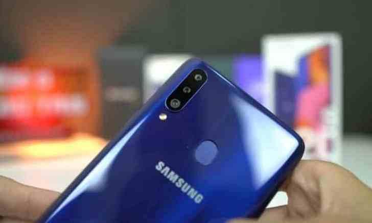هاتف Samsung Galaxy A12