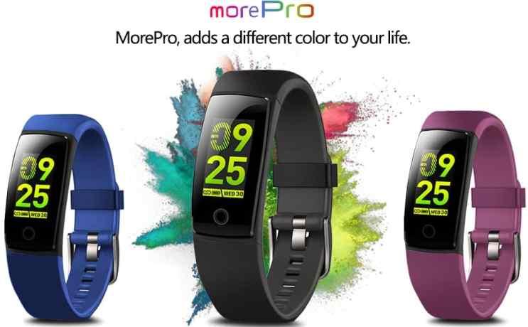 الساعة الذكية MorePro