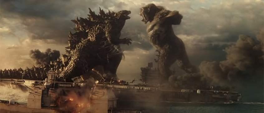 فيلم Godzilla vs. Kong