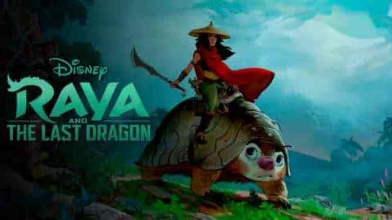 افلام مارس 2021 Raya and the Last Dragon
