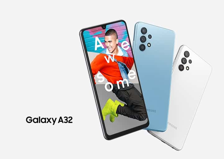 هاتف سامسونج بسعر رخيص Samsung Galaxy A32