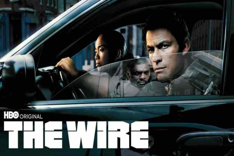 المسلسل الامريكي The Wire