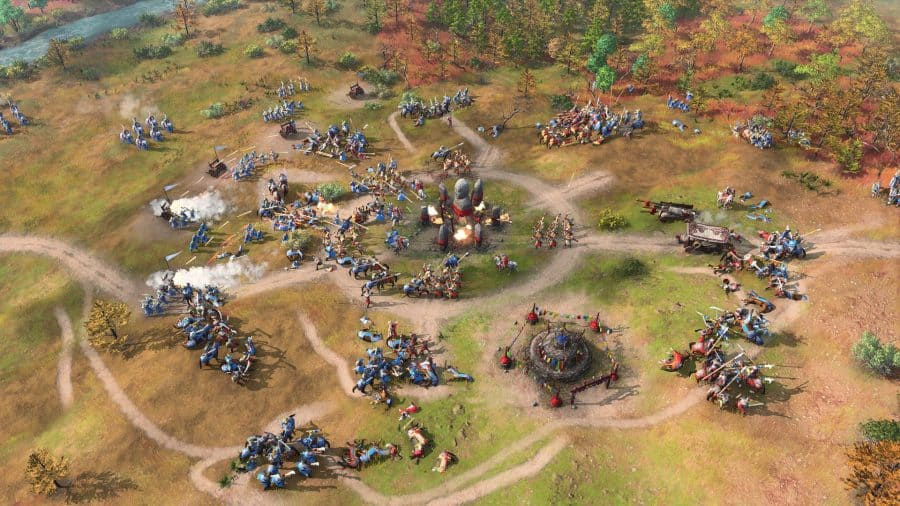 لعبة Age Of Empires 4