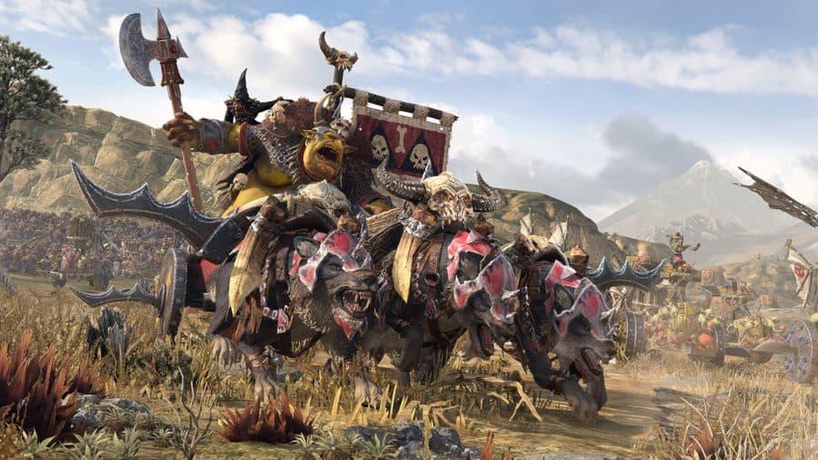 لعبة Total War استراتيجية اون لاين