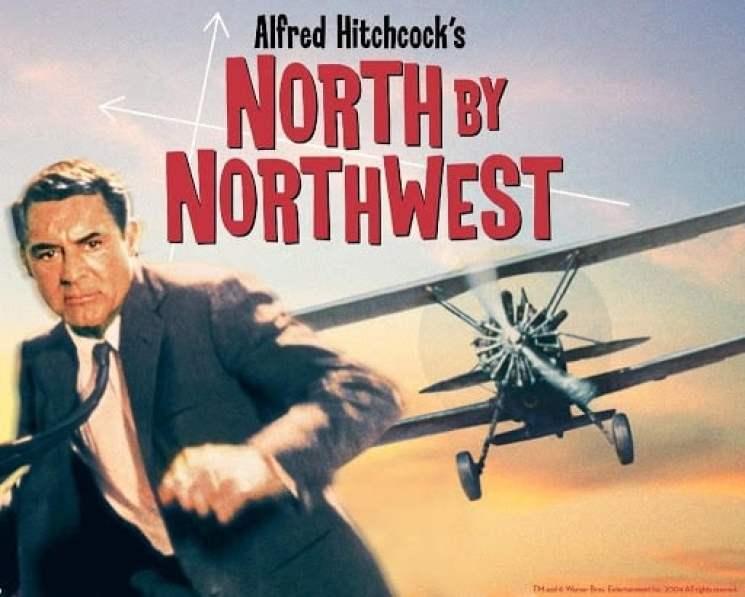 فيلم North By Northwest