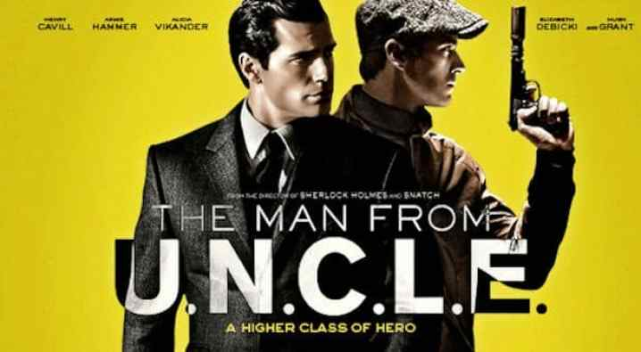 فيلم The Man from Uncle