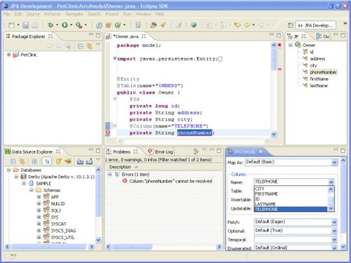 Eclipse Web development tools and PHP Develpoment Tools