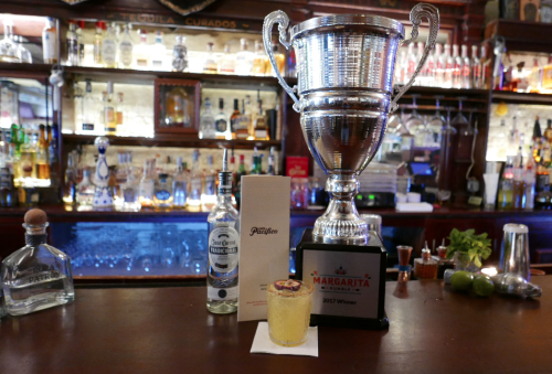 Cafe Pacifico Margarita Rumble Trophy