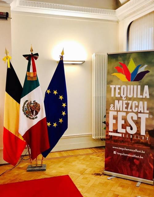 Tequila and Mezcal Fest Benelux Banner