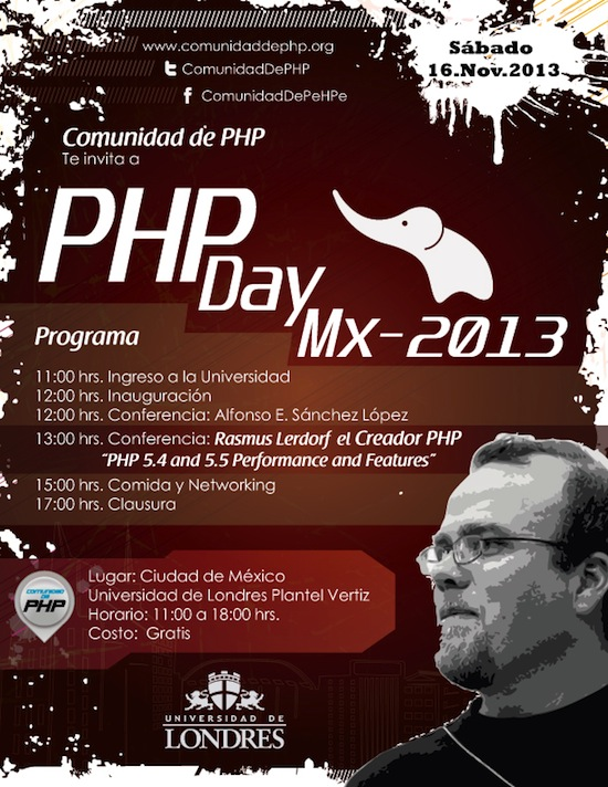 PHPDAYMX