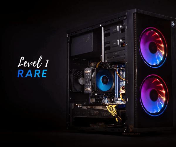 Игровой ПК – Level 1 Rare (Intel Core i5+R9 380 4GB)