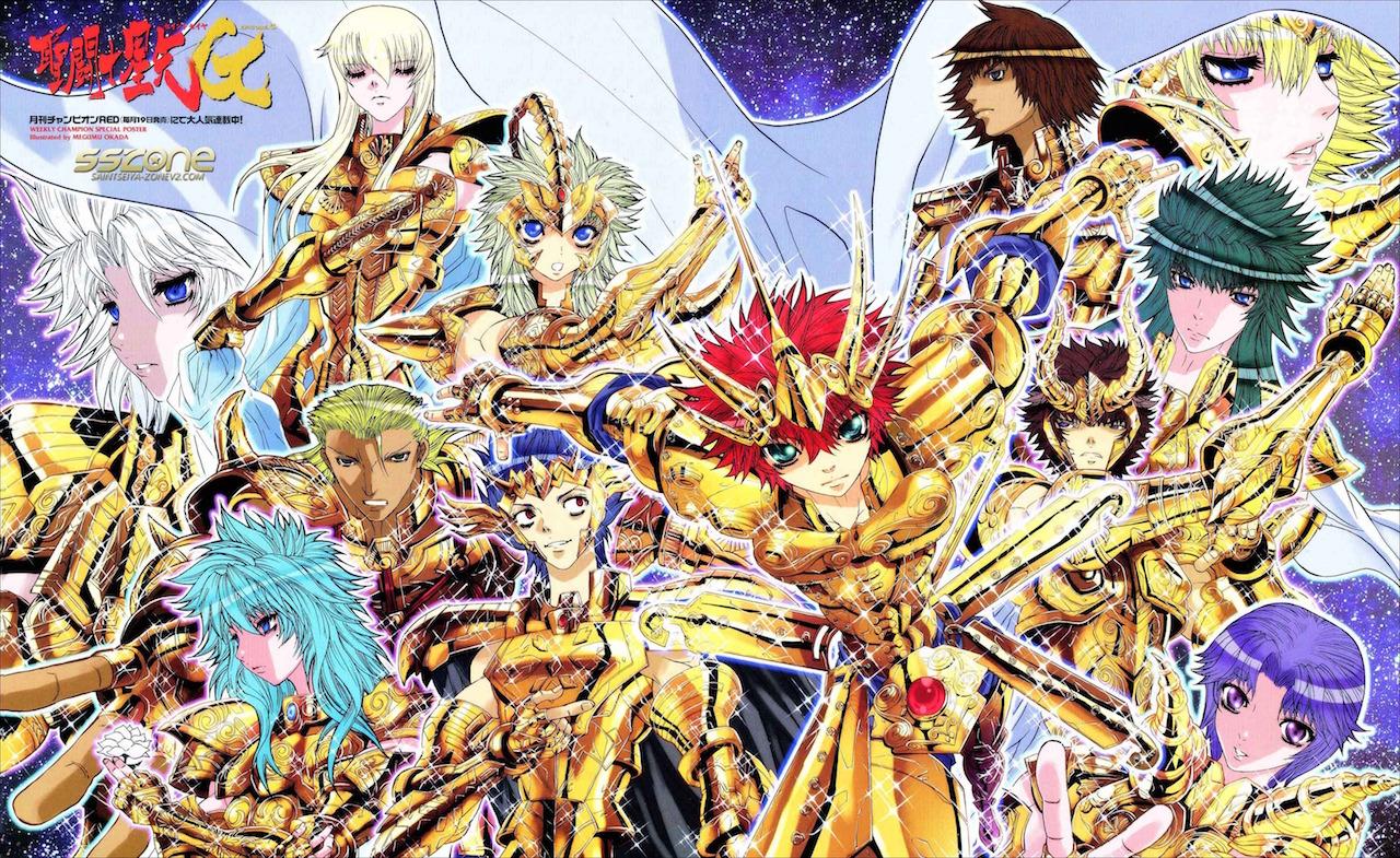 Finaliza el manga Saint Seiya Episode G: Assassin | TeraGames