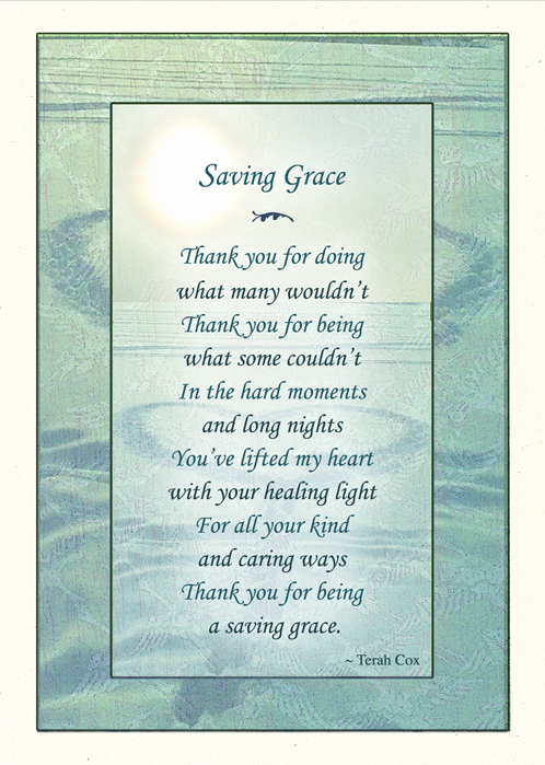 Greeting Cards Caregivers
