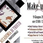 MAKE UParty TERAPIA della BELLEZZA Consulenti di immagine Roma - Corsi Professionali e Corsi Personal Shopper Roma Novità collaborazioni e corsi