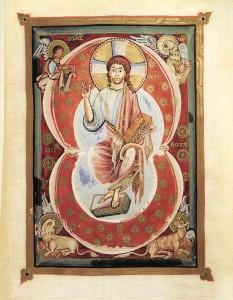 Majestas Domini - Hitda Codex¹