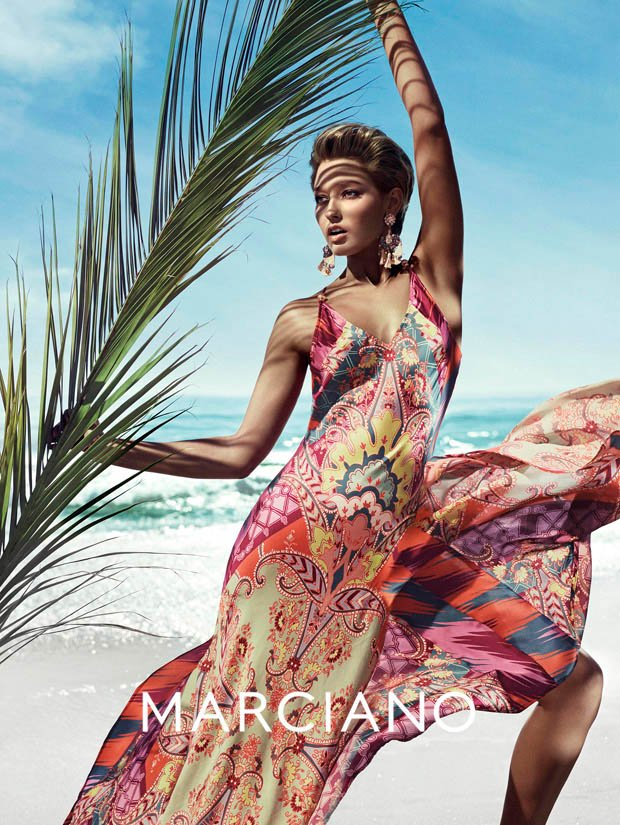 guess-marciano-bahar spring 2014