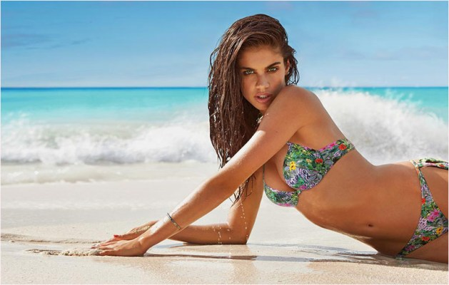sara-sampaio-calzedonia swimwear deniz koleksiyonu mayo bikini yaz trend