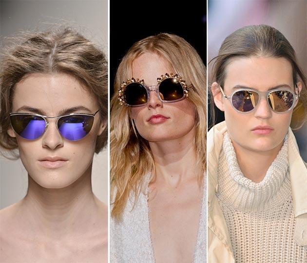 bahar yaz 2014 gözlük trend eyewear