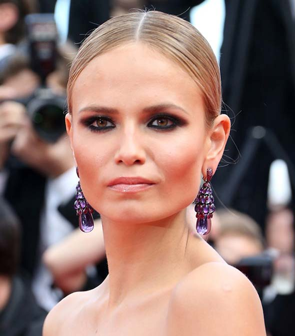 Cannes_Film_Festival_2014_celebrity_hairstyles_Natasha_Poly_updo