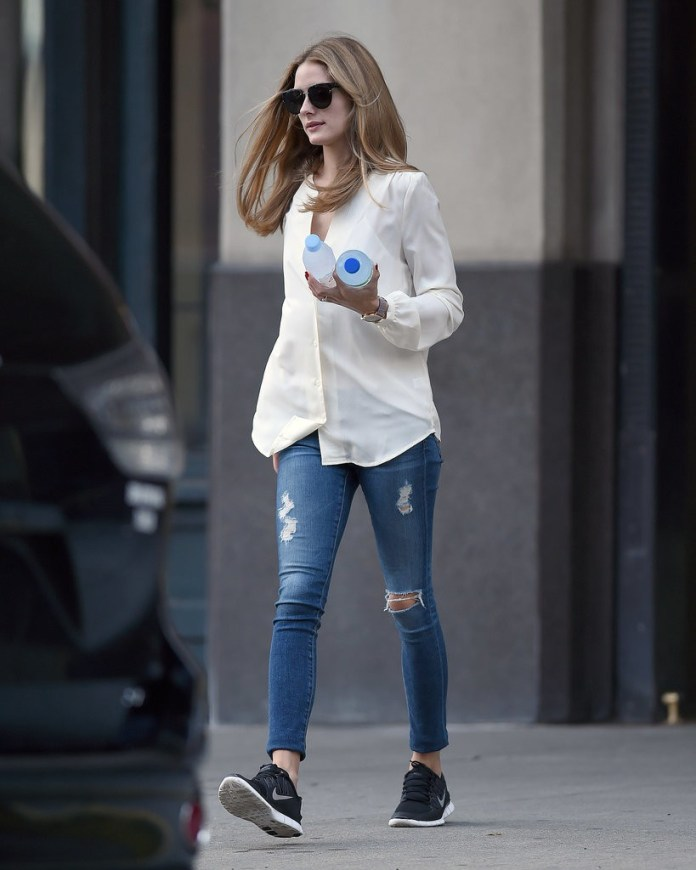 Yes-even-Olivia-opts-jeans-sneakers-sometimes