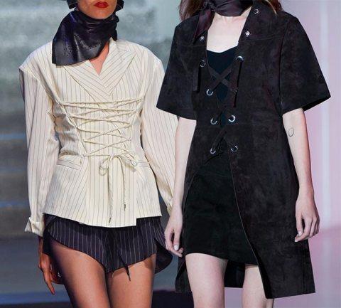 Jean Paul Gaultier - Costume National Bahar 2015