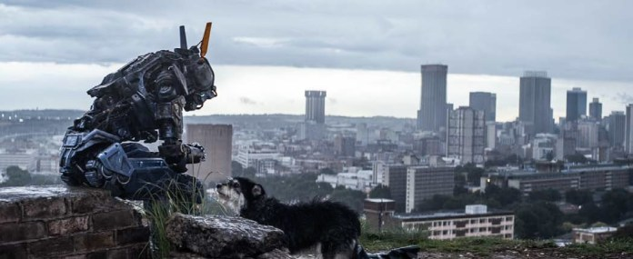 Chappie movie still_