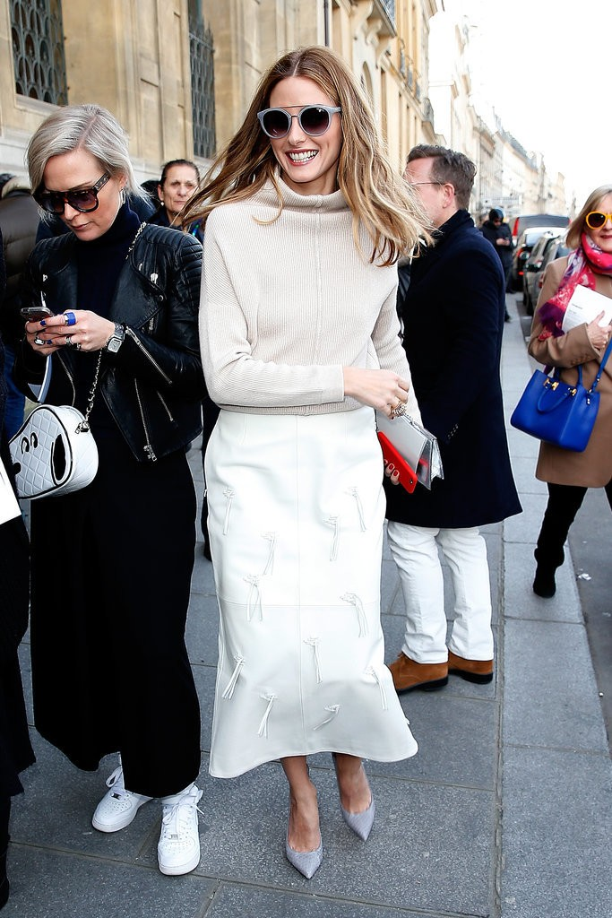 Olivia-stepped-out-Winter-whites-including-fun-full-skirt