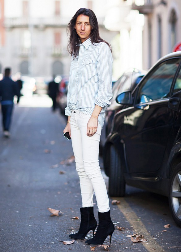 ankle boot trends