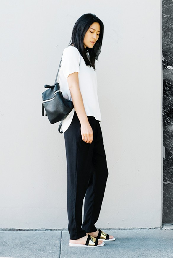 street style back pack 25
