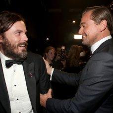 Casey Affleck-Leonardo DiCaprio