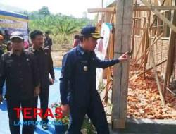 Disdik Lampung Selatan Bangun Gedung PAUD di Pulau Sebesi