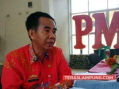 Kepala BPMPD Lampung Utara, Wahab