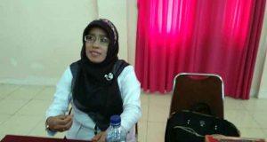 Kepala Kantor Bahasa Lampung, Yanti Riswara