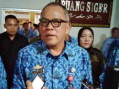 Sekretaris Kabupaten Lampung Utara, Samsir
