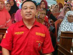 Ketus DPCPasukan Elit Inti Rakyat (Petir) Tanggamus, Herman Hasan
