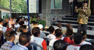 Sutono kampanye di Lampung Selatan, Selasa (12/6/2018).