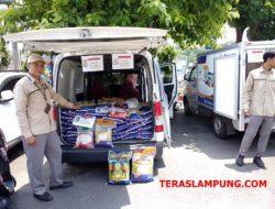 Bulog Gelar Operasi Pasar Sembako di Bandarlampung