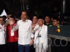 Jokowi-Ma'ruf No 1, Prabowo-Sandi No 2, PKB dan Gerindra Diuntungkan