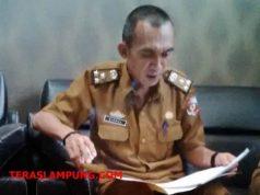 Kepala Bidang Investaris Aset BPKA Lampung Utara, A. Riskal Fistiawan