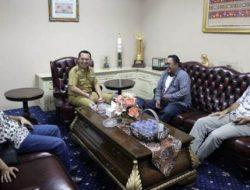 Gubernur Ridho Ficardo Ajak Masyarakat Kunjungi Lalang Waya Market